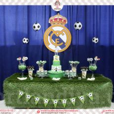 "Candy Bar ""Real Madrid"""